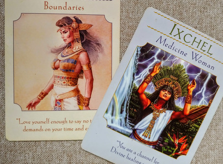 Energy Report: Boundaries Will Help You Heal