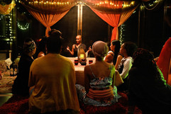 Amora leading a Women's Workshop | Costa Rica
