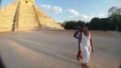 Black Girl Magic Retreat | Chichen Itza, México