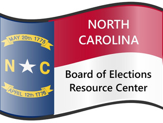 North Carolina: Board of Elections Resource Center
