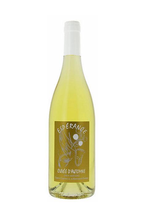 Cuvée d'Automne - Domaine d'Espérance - par 12 bouteilles