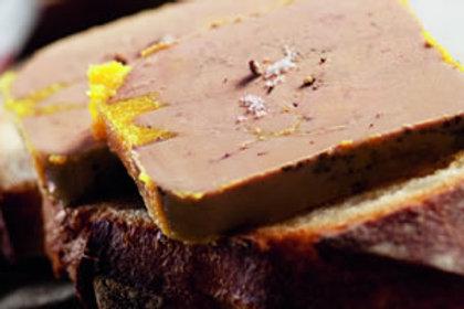 Foie Gras canard entier mi-cuit 450gr- Délices de Saint Orens