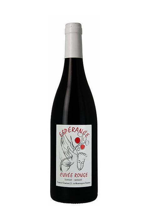 Cuvée Rouge - Domaine d'Espérance - par 12 bouteilles