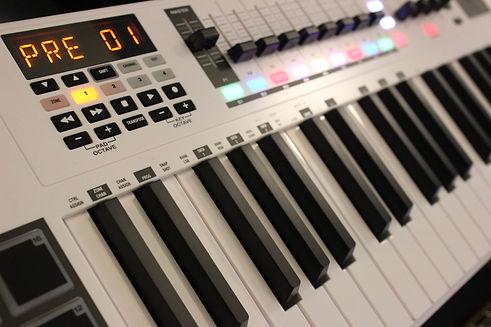 Recording Studio MIDI