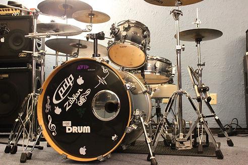 Recording Studio Drums