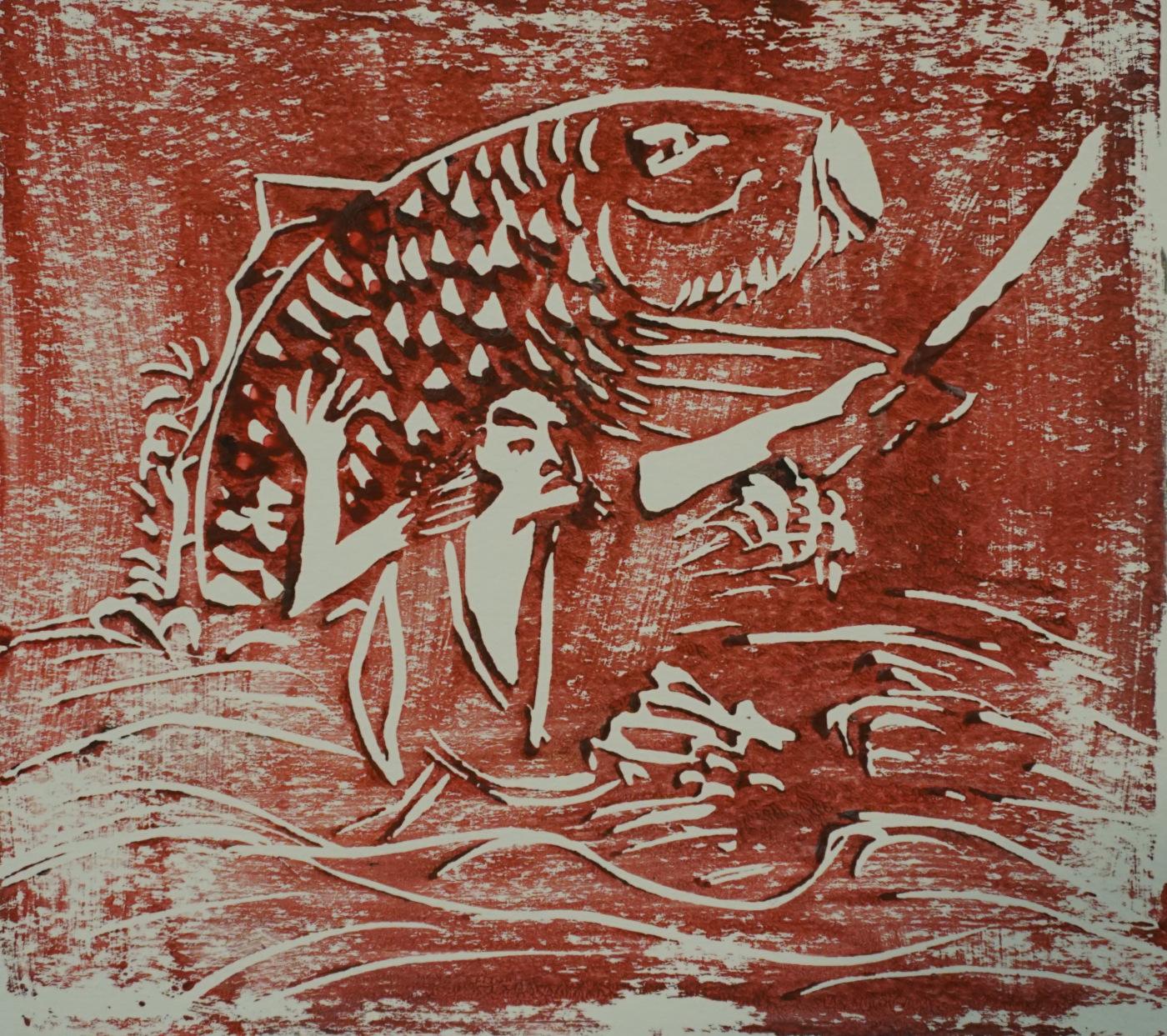 Fish samurai