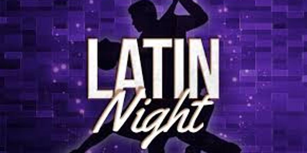 Latin Night! (PAST EVENT)