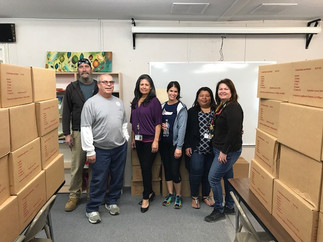 Food Box Delivery to Hillcrest