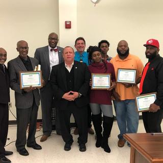 Russell Gilbert Chattanooga Mayor 2021 leaders
