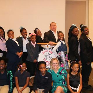 Russell Gilbert Chattanooga Mayor 2021 Girls Inc