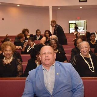 Russell Gilbert Chattanooga Mayor 2021 100 Black Women