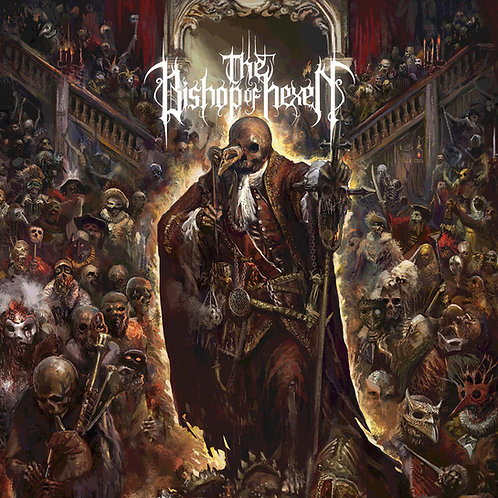 """The Bishop of Hexen """"The Death Masquerade"""""""