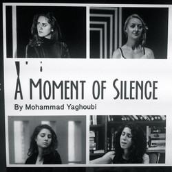Melanie Pyne, A Moment of Silence,