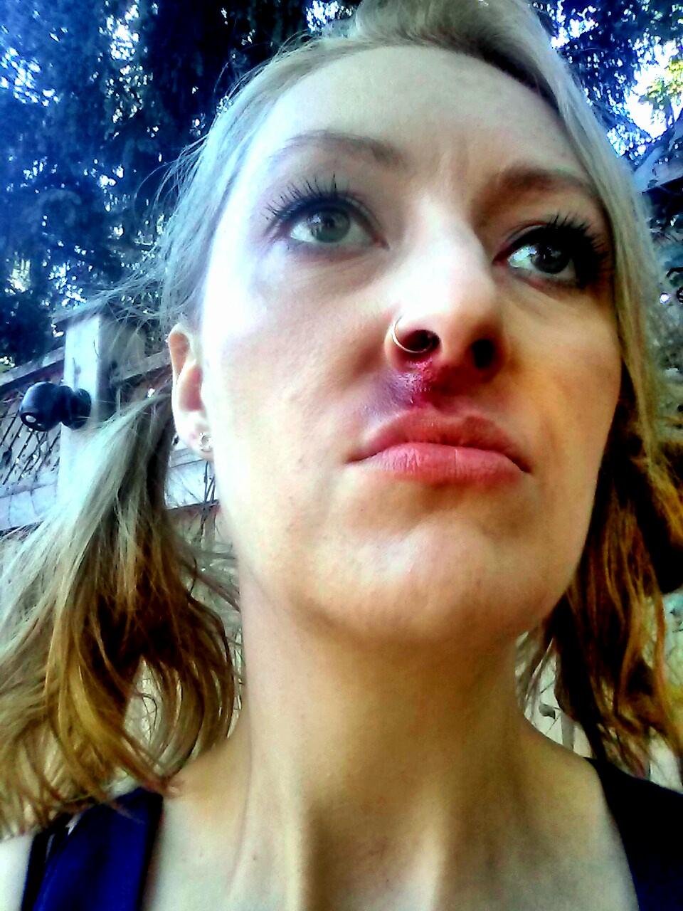 Melanie Pyne, Fumbled