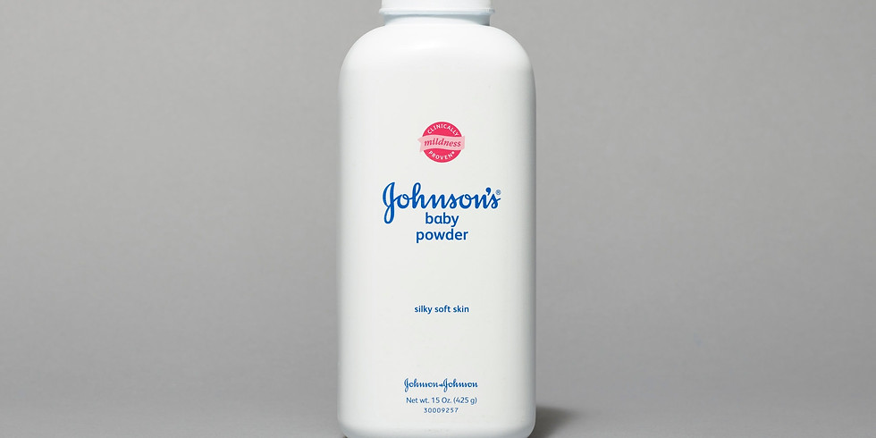 Johnson & Johnson to End Talc-Based Baby Powder Sales in North America
