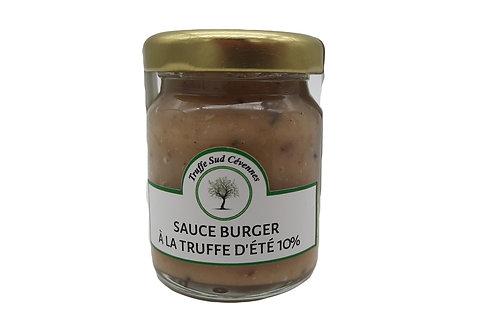 Sauce burger à la truffe d'été 10%