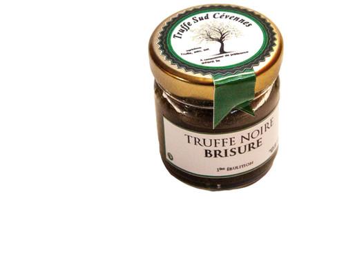 comment utiliser les brisures de truffes