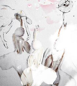 #Sketchbook__Follow your hart _#Svømmedamene #paperdollart #illustration #norwegianartist #sketchboo