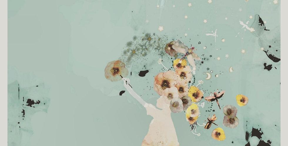 Beautiful mind | 40×50