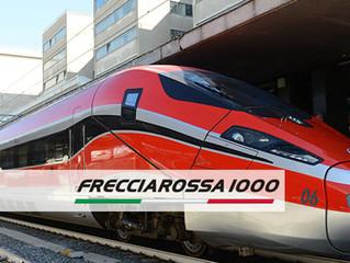 Gruppo Fs: misure straordinarie a bordo dei treni per il Covid-19