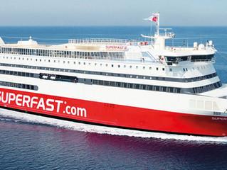 Superfast Ferries lancia l'early booking per la Grecia