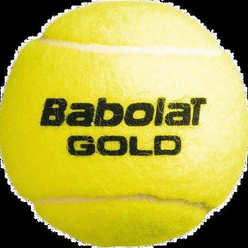 Babolat Gold 4PK Tennis Balls