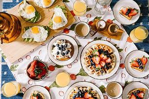 Desayuno tardío