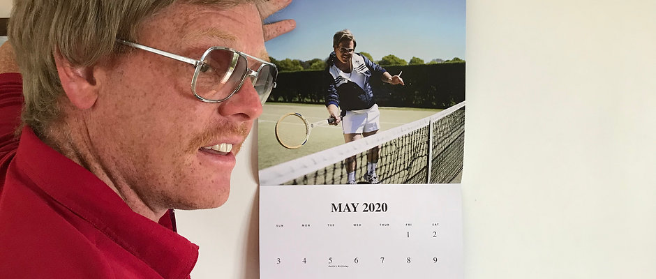Keith Preene Calendar