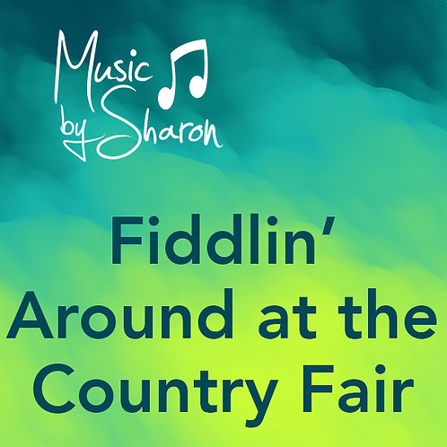 Fiddlin' Around at the Country Fair