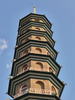 The Great Pagoda Restoration