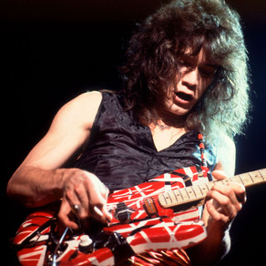 Eddie Van Halen: The Legend Passes On