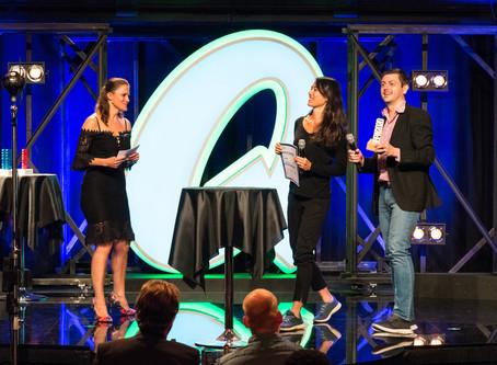 Heatle gewinnt beide Hauptpreise beim BPW2020