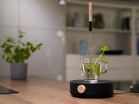 Heatle mit Weltpremiere auf der IFA 2020: Berliner Startup entwickelt smartes Gerät für Heißgetränke