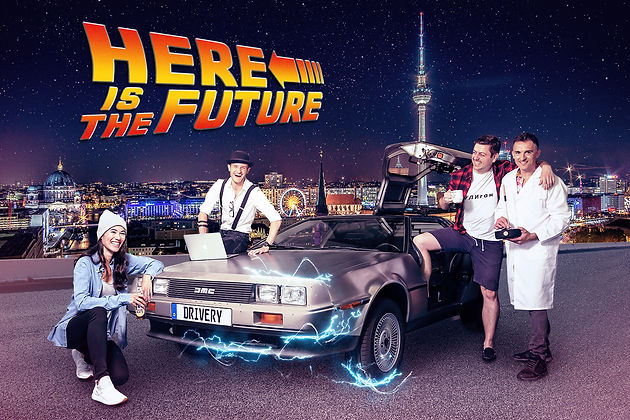 Heatle Delorean Team