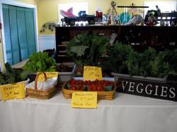 Fresh Fruits & Veggies..Yummy!