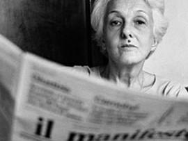 In ricordo di Rossana Rossanda