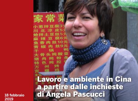 Venezia, 18 febbraio: Lavoro e ambiente in Cina a partire dalle inchieste di Angela Pascucci