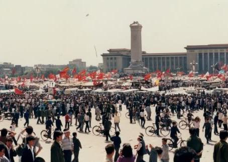 Il massacro di ieri, la Cina di oggi