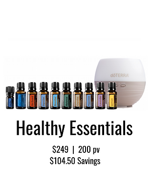 Healthy Essentials Kit