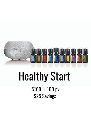 Healthy Start Kit