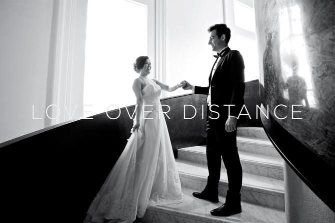 Love Distance Relationship - Jennifer & Robin