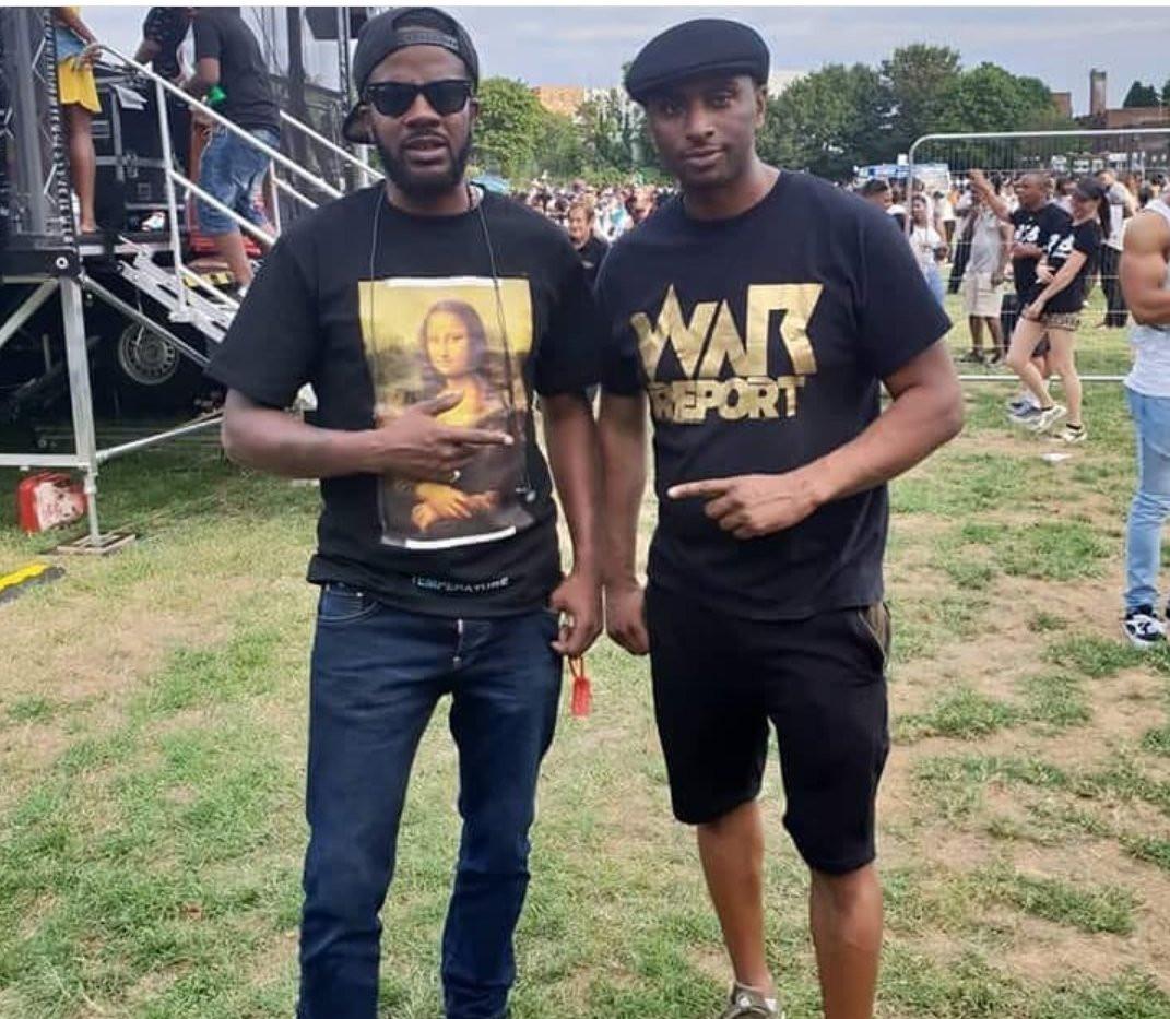 Jah Will & Sir Allan