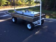 De-Fueling Cart