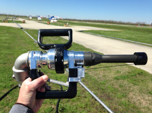 Overwing Fuel Nozzle
