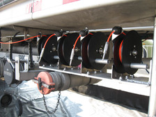 Grounding Reels SUNOCO NASCAR