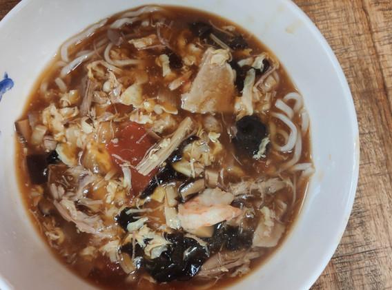 Seafood Noodle
