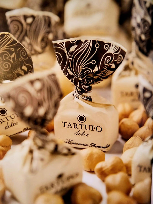 Tartufini dolci gr 220 - Antica Torroneria Piemontese
