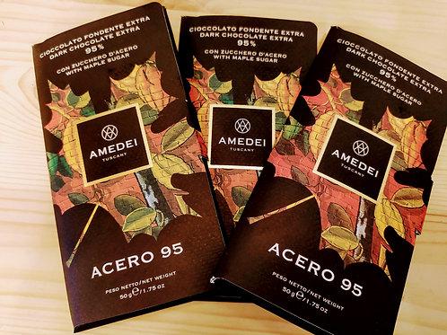 Cioccolato Amedei Acero 50g