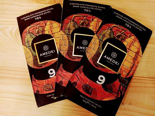 Cioccolato Amedei 9 50g
