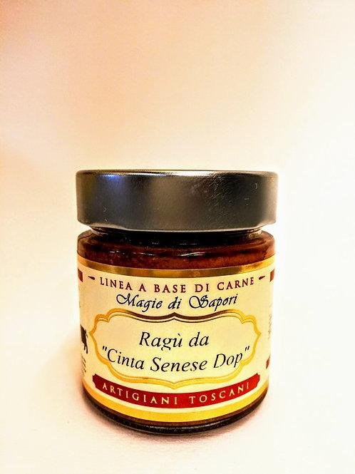 Ragù di Carne Toscana - Magie di Sapori 212 g.
